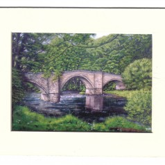 Barden Bridge, Wharfedale