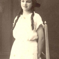 My Mum Suzanne (12yrs old)