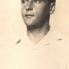 My Dad Nicolas, in his 40s